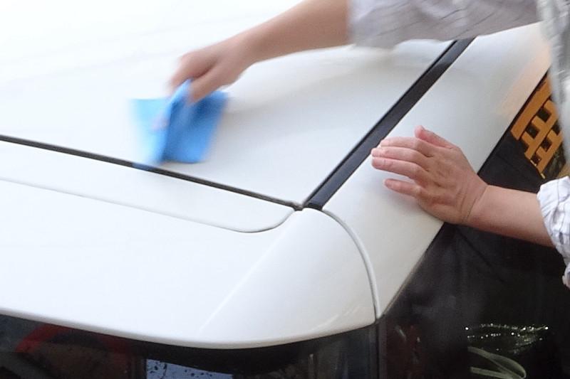 洗車時に使うマイクロファイバークロス