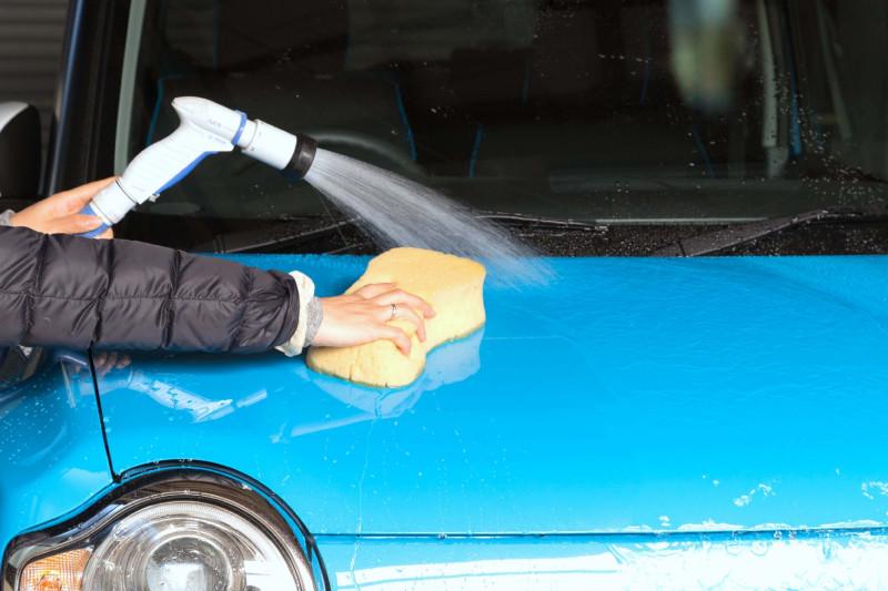 洗車スポンジ