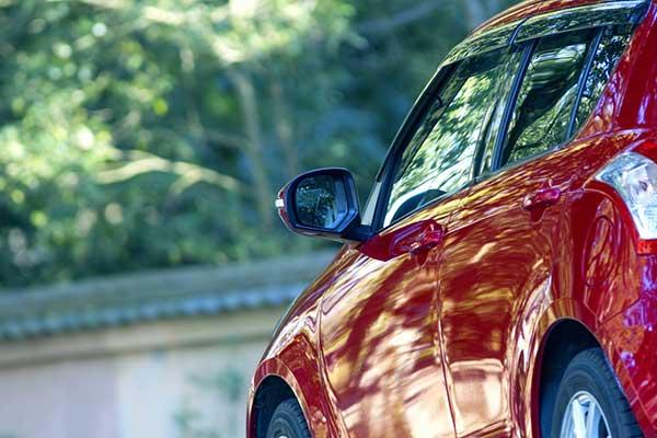 春と秋のドライブ
