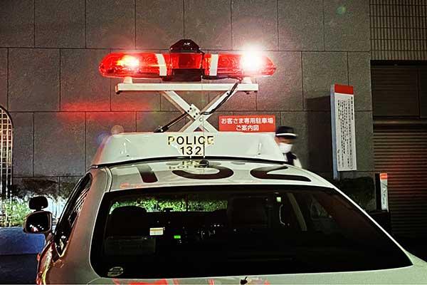 警察による違反点数と罰金