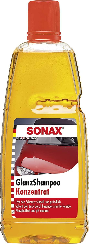 SONAXのグロスシャンプー