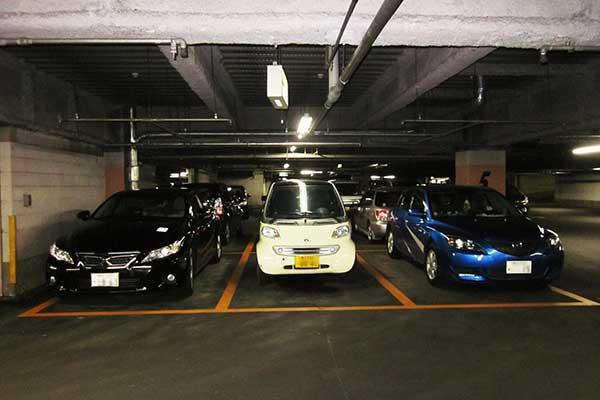 屋内駐車場にもデメリットはある